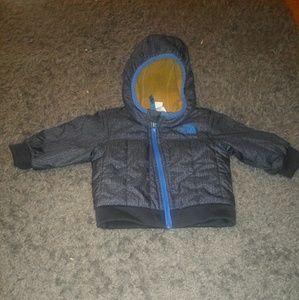 Infant boy North Face Jacket